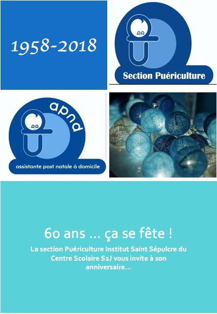 S2J section puériculture 60 ans