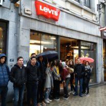 S2J ,Economie Gestion Levi's