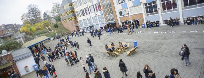 S2J, Centre d'Enseignement Libre à Liège